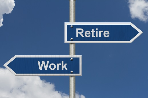 Rather than create a retirement income strategy, many people just plan to work longer.