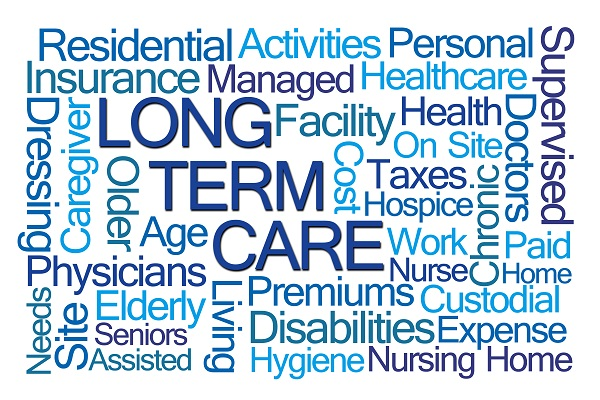 Of all people age 65 and older, 75 percent will eventually need long-term care, and mental disorders, such as Alzheimer's, account for half of all LTC claim dollars paid