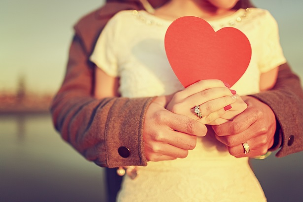 Turns out marriage can do more for your heart than fill it with love.