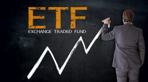An ETF is a single investment vehicle that tracks all of the securities within an index, a commodity, bonds or a group of assets like an index fund