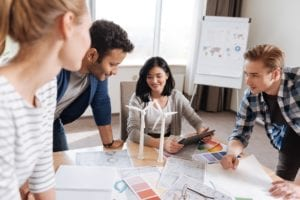 In the corporate world, millennials are agents of change