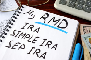 RMD Considerations