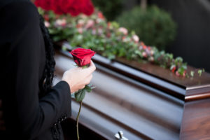 when it comes to figuring out how to pay for burial and funeral services, most families are on their own